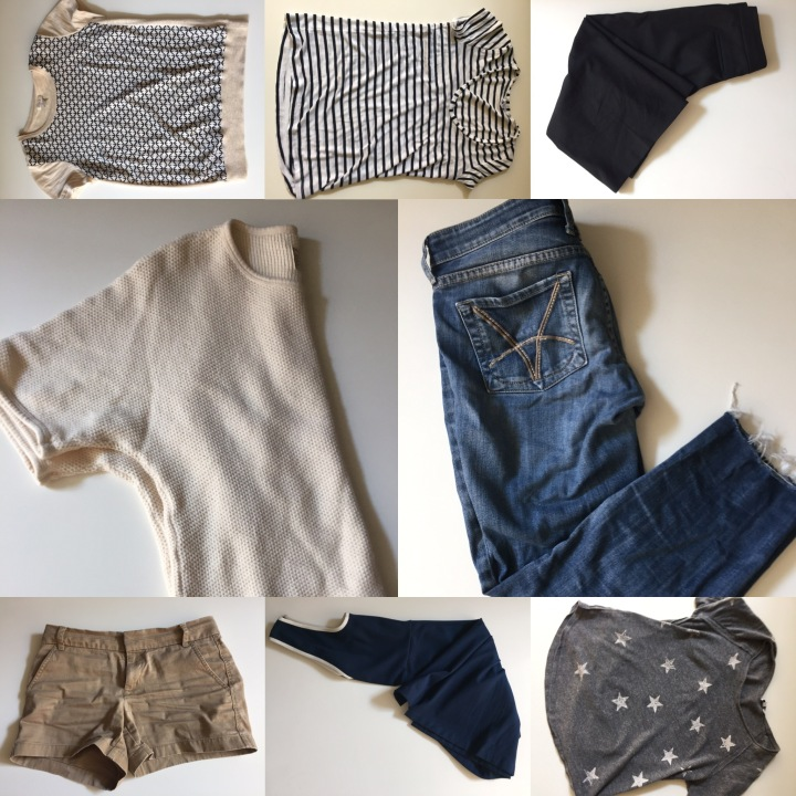 Summer 10×10 Challenge – Yes, I can live with fewer pieces ofclothing