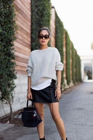 Aimee_song_of_style_calvin_rucker_leather_skirt_rag_bone_bag