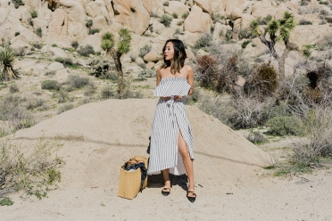 aimee_Song_of_style_joshua_tree_striped_faithfull_dress_basket