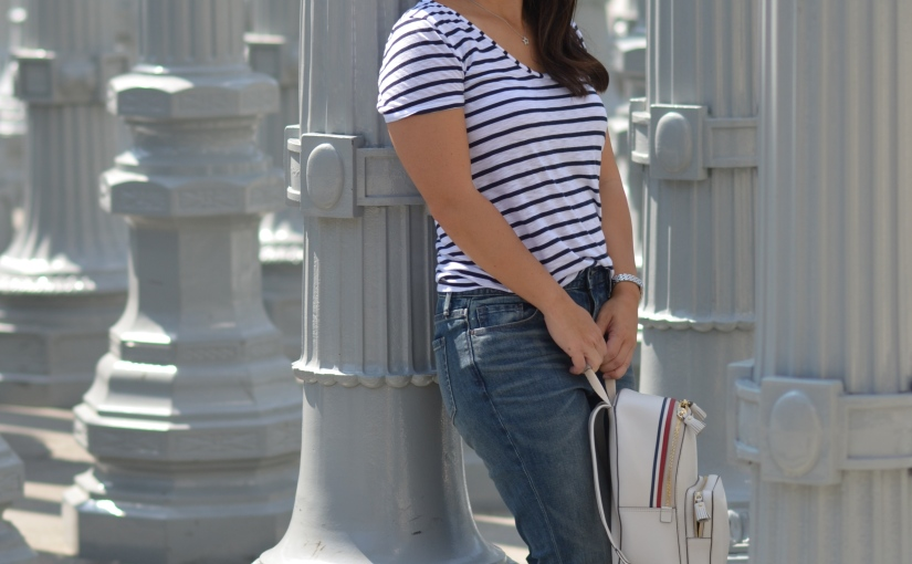 Casual Stripes for theWeekend