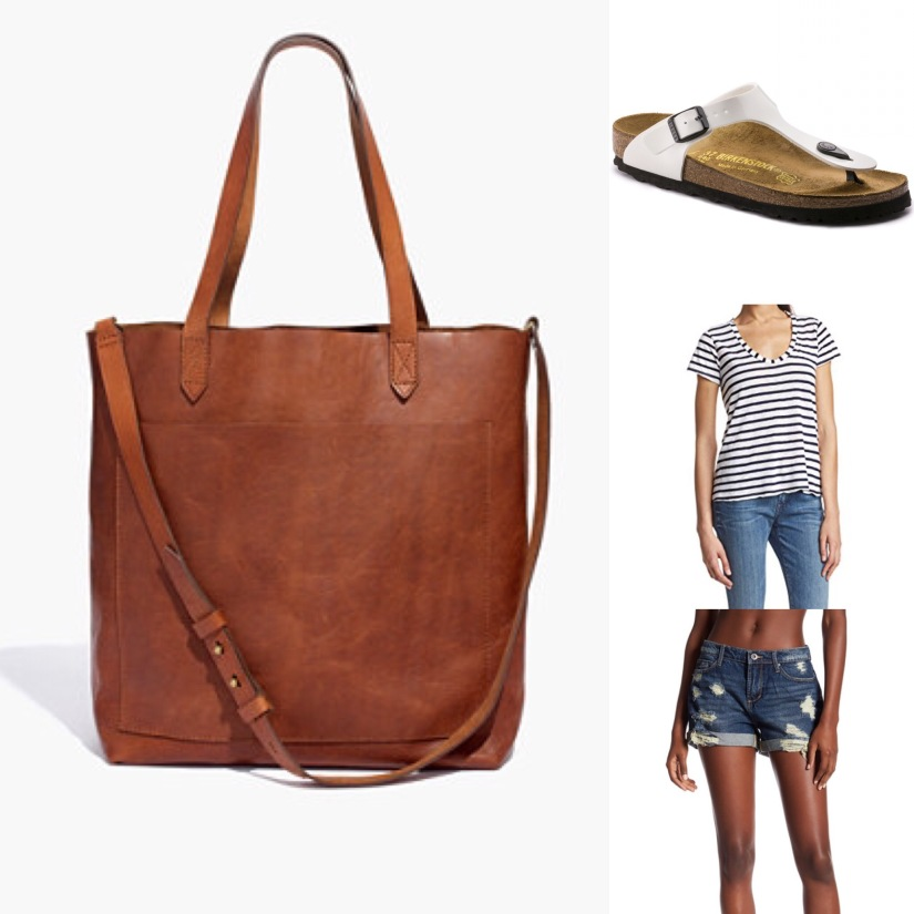 Most Worn Items inAugust