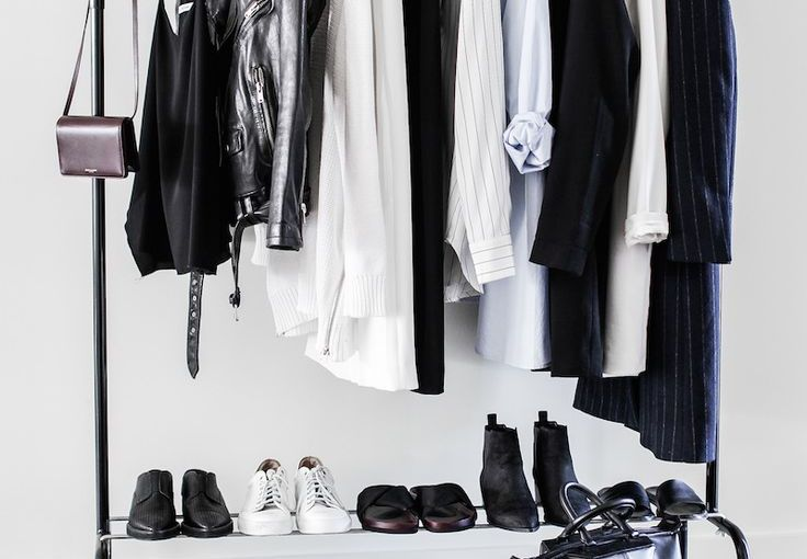 How I Simplified My Wardrobe in Three (Mostly Easy) Steps